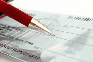 Consultar cheque sem fundo