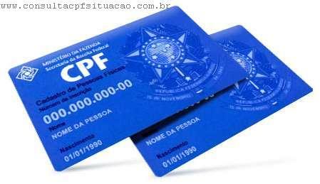 Como Imprimir CPF