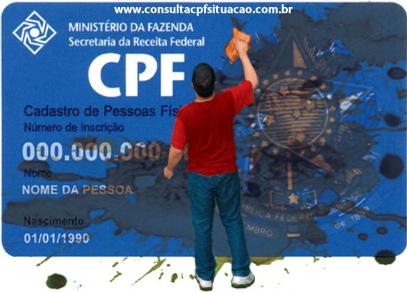 Limpar nome SPC SERASA CPF